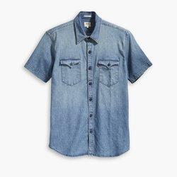 Ντένιμ πουκάμισο Barstow Western