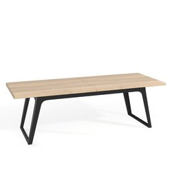 Επεκτεινόμενο τραπέζι Gilliana