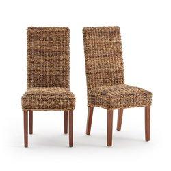 Καρέκλες με ψηλή πλάτη, BANGOR (Σετ των 2)