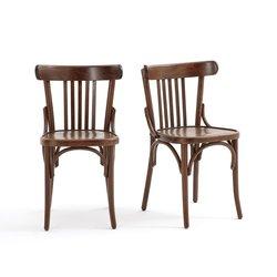 Καρέκλες μπαρ από οξιά, BISTRO (lot de 2)