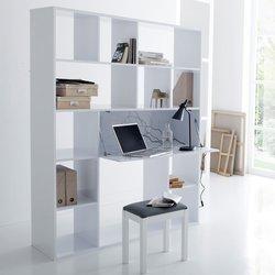 Γραφείο-βιβλιοθήκη Newark
