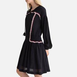 Μακρυμάνικο φόρεμα