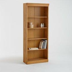 Βιβλιοθήκη AUTHENTIC STYLE, μασίφ πεύκο