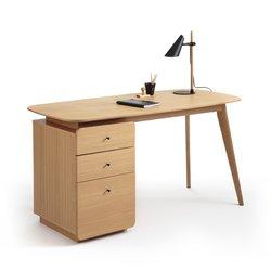Γραφείο με 3 συρτάρια Biface