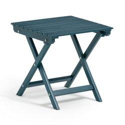 Αναδιπλούμενο τραπέζι καφέ από ακακία