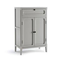 Ντουλάπα 2-πόρτες 1-συρτάρι EUGENIE