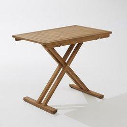 Teko, πτυσσόμενο τραπέζι κήπου από ακακία