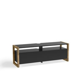 Έπιπλο τηλεόρασης με πτυσσόμενη πόρτα, COMPO