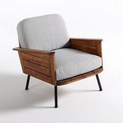 Καρέκλα κήπου από καστανιά