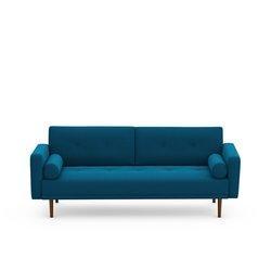 Καναπές-κρεβάτι, 3 θέσεων, TUSKE