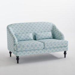 Εμπριμέ καναπές 2 θέσεων Belva