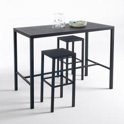 Διάτρητο μεταλλικό ψηλό τραπέζι, Choe