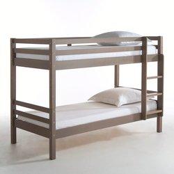 Κουκέτα  δίκλινο κρεβάτι, μασίφ πεύκο MAYSAR