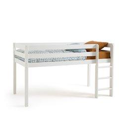 Κρεβάτι από μασίφ ξύλο πεύκου Mirka