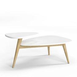 JIMI Vintage Τραπέζι Με Δύο Επίπεδα
