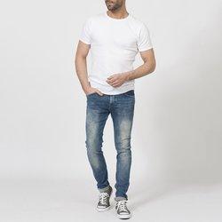 Seaham Straight Cut Straight Jeans