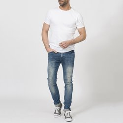 Seaham Straight Cut Straight Jeans