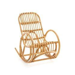Παιδική κουνιστή πολυθρόνα από ρατάν, Malu
