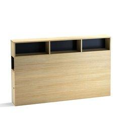 Κεφαλάρι κρεβατιού με αποθηκευτικούς χώρους, Biface