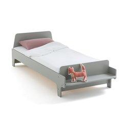 Παιδικό κρεβάτι με τάβλες, Nutteo