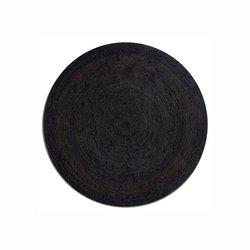 Κυκλικό χαλί από γιούτα, Διάμετρος 160 cm HEMPY