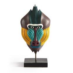 Ξύλινη μάσκα, NYALA