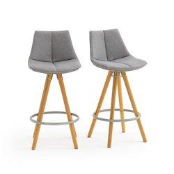 Καρέκλα-σκαμπό μπαρ, ASTING (σετ των 2)