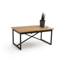 Χαμηλό δρύινο τραπέζι, NOVA