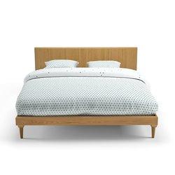 Κρεβάτι vintage με τάβλες, Quilda