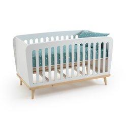 Βρεφικό επεκτεινόμενο κρεβάτι 3 σε 1, JIMI