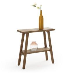 Κονσόλα με διπλή επιφάνεια από μασίφ ξύλο φτελιάς, ASAYO