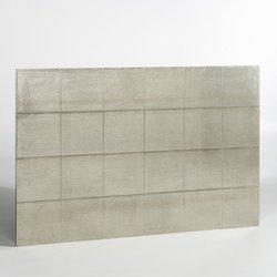 Κεφαλάρι κρεβατιού από σφυρήλατο μέταλλο, Υ120 εκ., Luba
