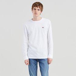 Μακρυμάνικη μπλούζα με μικρό λογότυπο, Cheshit
