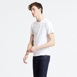 Σετ 2 κοντομάνικα slim Τ-shirt