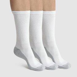 Σετ 3 ζευγάρια ψηλές κάλτσες, Ecodim Sport