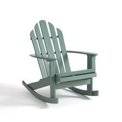 Κουνιστή πολυθρόνα κήπου τύπου Adirondack, Theodore
