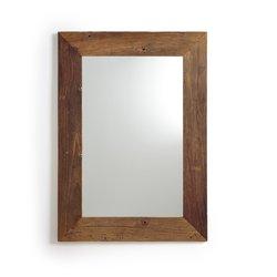 Καθρέφτης από ξύλο φτελιάς, 120 x 80 εκ., Paros