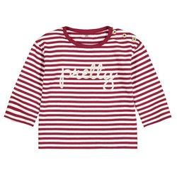 Μακρυμάνικη ριγέ μπλούζα, 1 μηνός - 4 ετών