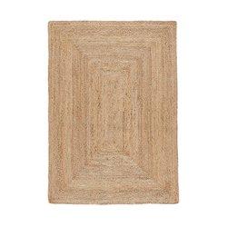 Ορθογώνιο χαλί από γιούτα, Aftas