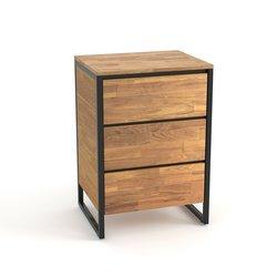 Συρταριέρα με 3 συρτάρια, Hiba