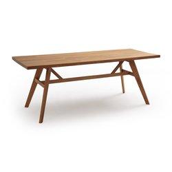 Τραπέζι κήπου από ξύλο teak, Sumba