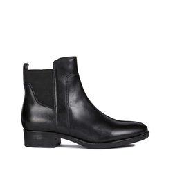 Boots en cuir Felicity