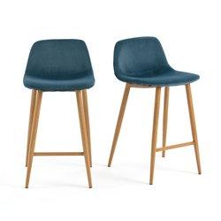 Καρέκλα-σκαμπό μπαρ, IENA (σετ των 2)