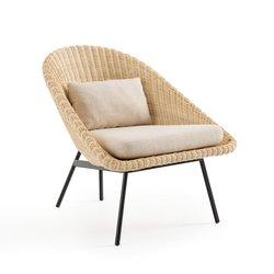 Πολυθρόνα vintage από ρατάν, Payol