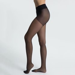 Lot de 3 collants Diam's voile galbι 22 Deniers