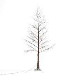 Χριστουγεννιάτικο δέντρο με led, Y180 εκ., Djeva